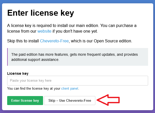 Self Hosted Private Photo Gallery with Chevereto